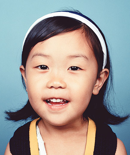 ทรงผมสวอนสวย ๆ สำหรับเด็ก