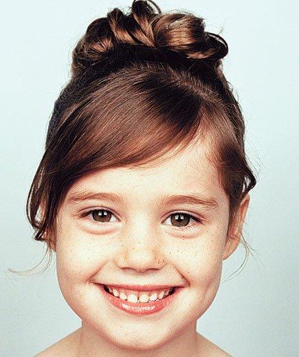 ทรงผมเด็กผู้หญิงน่ารัก