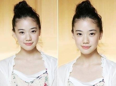 แบบผมเกล้าเกาหลีสวย ๆ